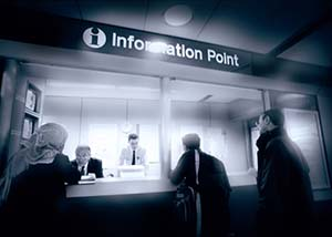 information point