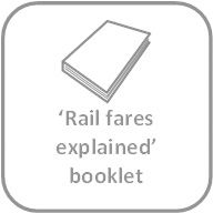 Rail fares explained booklet